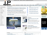 Dagda Mor Media: IP Business Magazine Website