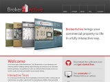 BrokerActive: Corporate Website