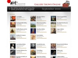 American Art Collector: Gallery Shows Online