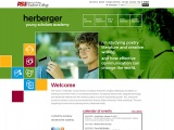 Esser Design: Herberger Academy Website