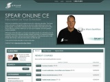 Spear Education: Online CE Website