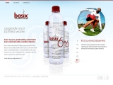 Basix Vitamin Water: Consumer Website