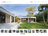 Max Strang Architecture: Corporate Website