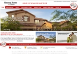 Maracay Homes: Consumer Website
