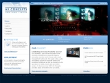 AV Concepts: Corporate Website