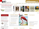 American Art Collector: Magazine Website